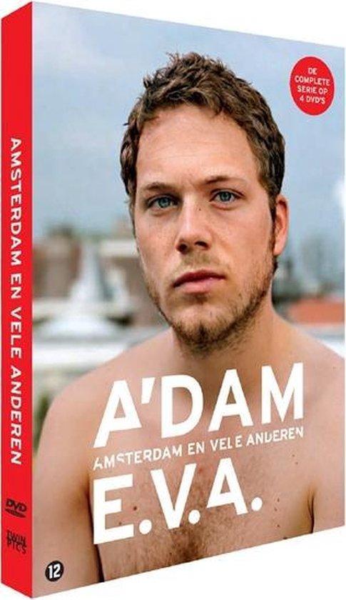 Cover van de film 'A'Dam & E.V.A.'