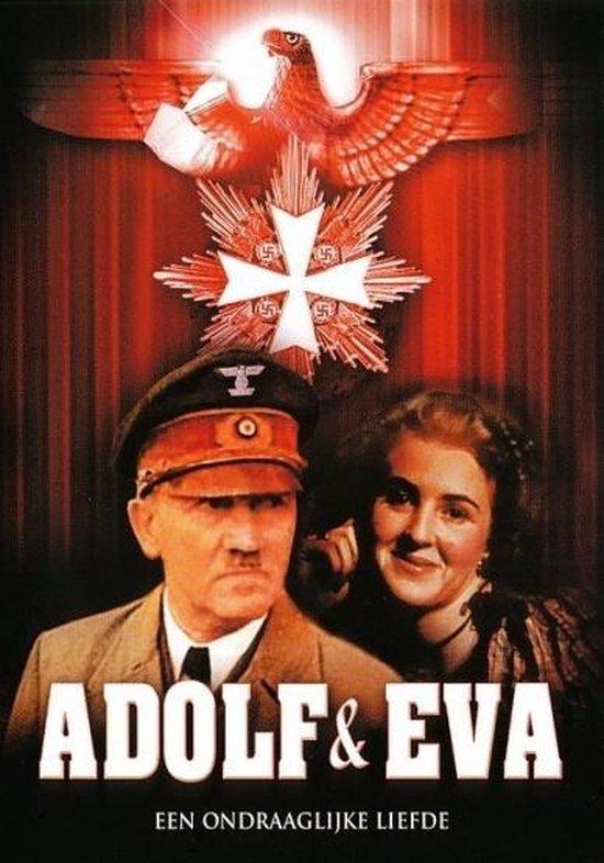 Cover van de film 'Adolf & Eva'