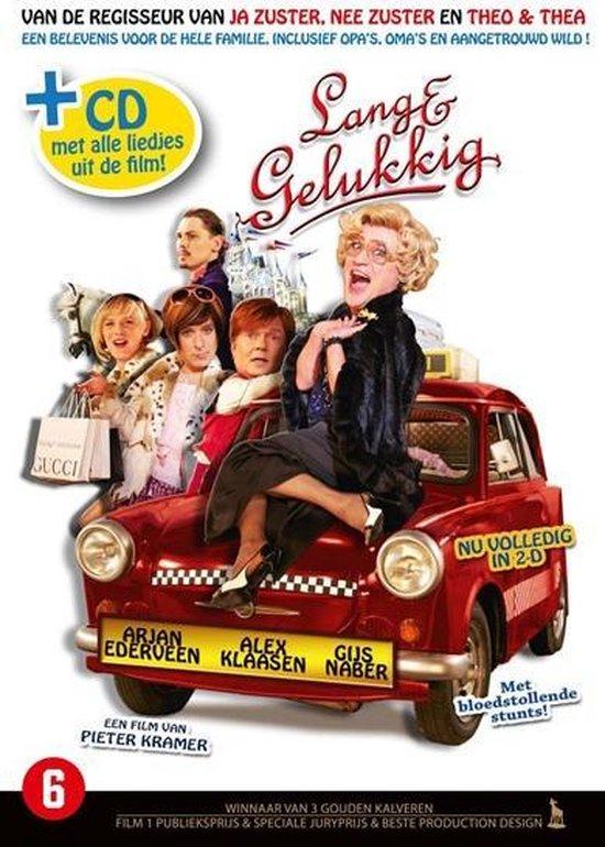 Cover van de film 'Lang & Gelukkig'