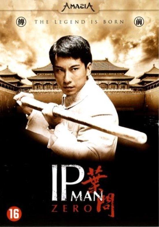 Cover van de film 'Ip Man Zero'