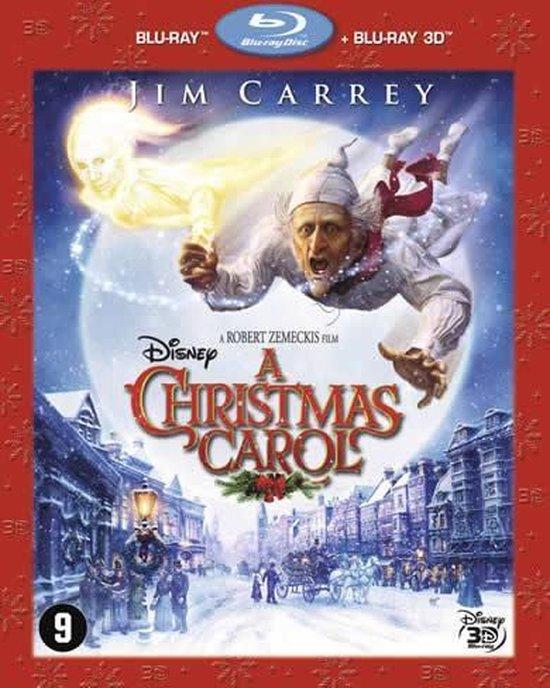 bol.com | A Christmas Carol (3D Blu-ray), Bob Hoskins | Dvd's