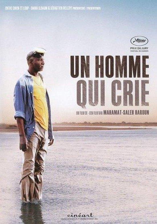 Cover van de film 'Un Homme Qui Crie'