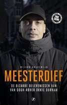 Boek cover Meesterdief van Wilson Boldewijn (Paperback)