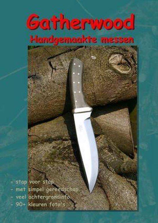 Gatherwood Handgemaakte messen - Buckx Gatherwood |