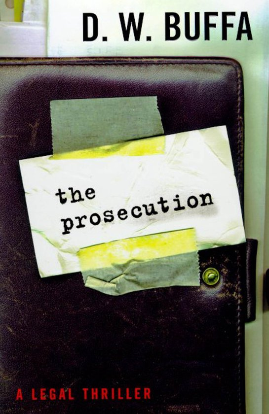 Omslag van The Prosecution