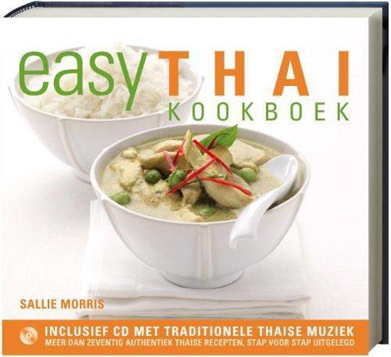 Easy Thai kookboek + CD - S. Morris |