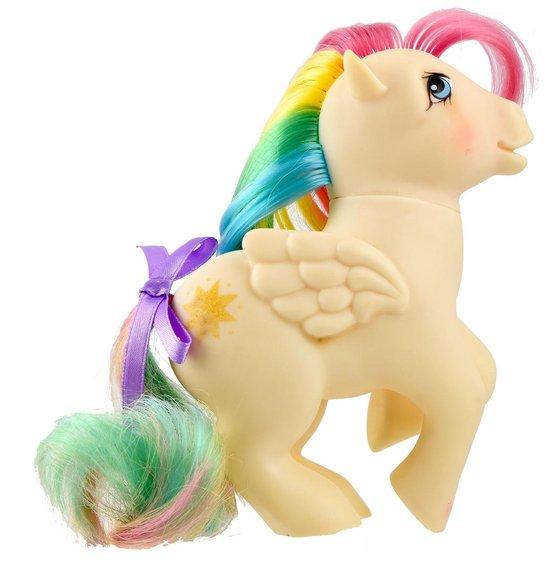 Retro My Little Pony Starshine - Speelfiguur