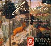Frescobaldi Edition Vol 2: Canzone