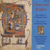Chant And Psalms