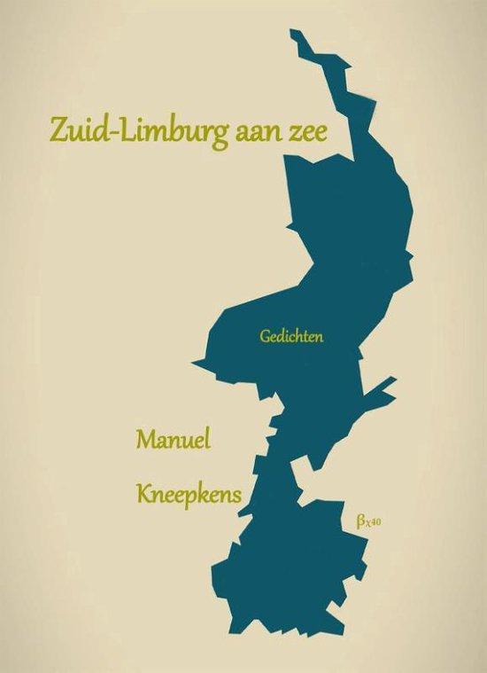 Bordeauxreeks 40 - Zuid-Limburg aan zee - Manuel Kneepkens |