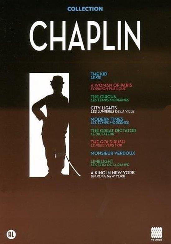Cover van de film 'Charlie Chaplin Collection - Part I'