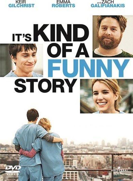 Cover van de film 'It's Kind Of A Funny Story'