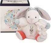 Kaloo Chubby Rabbit White - Klein