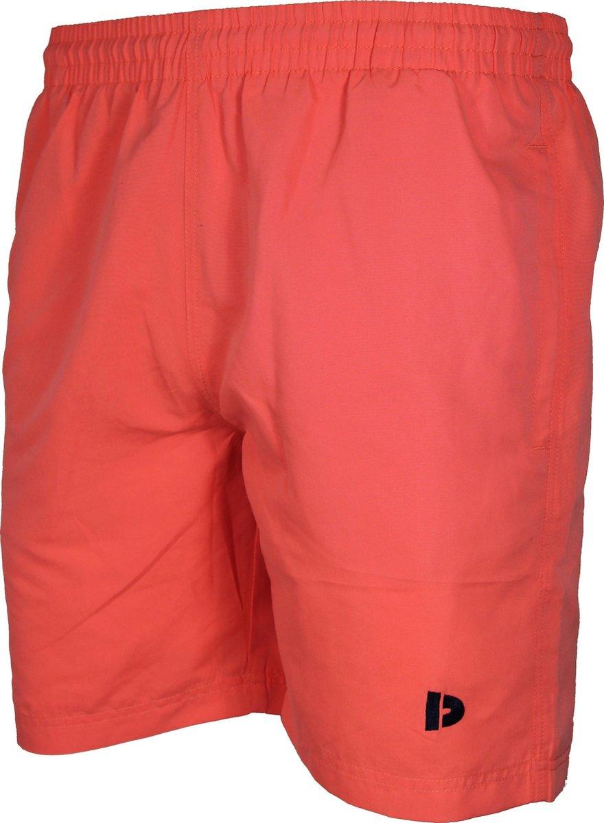 Donnay Zwemshort lang - Sportshort - Heren - Maat XXL - Fresh Orange