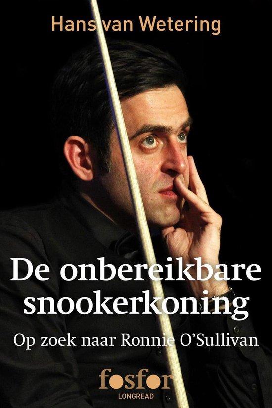 De onbereikbare snookerkoning