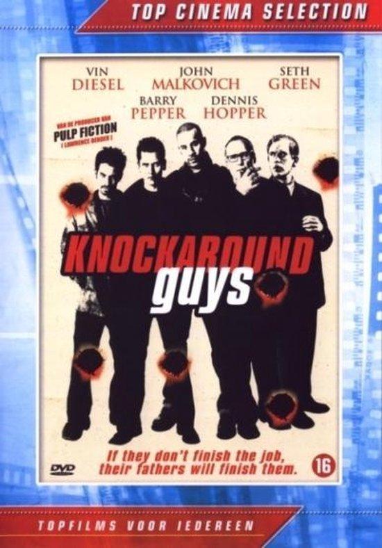 Cover van de film 'Knockaround Guys'