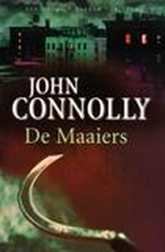 Cover van het boek 'De maaiers' van John Connolly