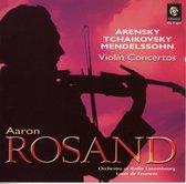 Arensky:Violinkon./+