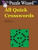 All Quick Crosswords No. 4