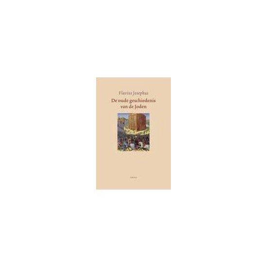 De oude geschiedenis van de joden - Flavius Josephus |