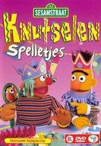 Sesamstraat-Knutselen/Spelletjes
