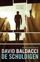 Boek cover De schuldigen van David Baldacci (Onbekend)
