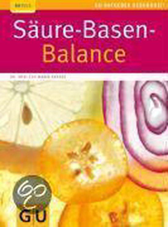 Boek cover Säure-Basen-Balance van Eva-Maria Kraske (Paperback)