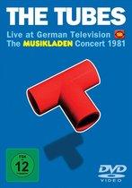 Tubes The - Live At German Tv- Muskiladen 1981