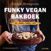 Boek cover Funky Vegan Bakboek van Emma Herngreen (Onbekend)