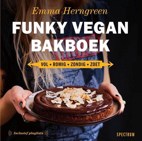 Afbeelding van Funky Vegan Bakboek