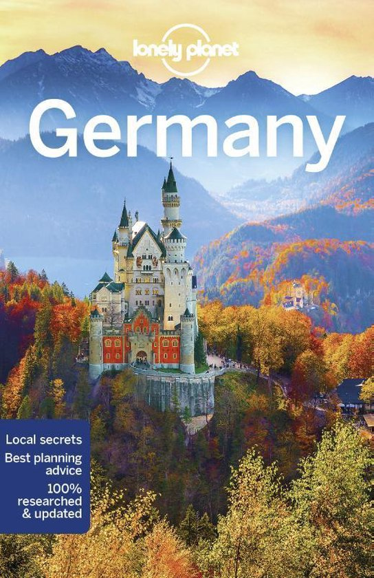 Afbeelding van Lonely Planet Germany