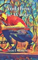 And Then He Wrote: Ruminations, Thoughts and Poems from a Runningdad