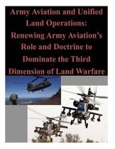 Army Aviation and Unified Land Operations