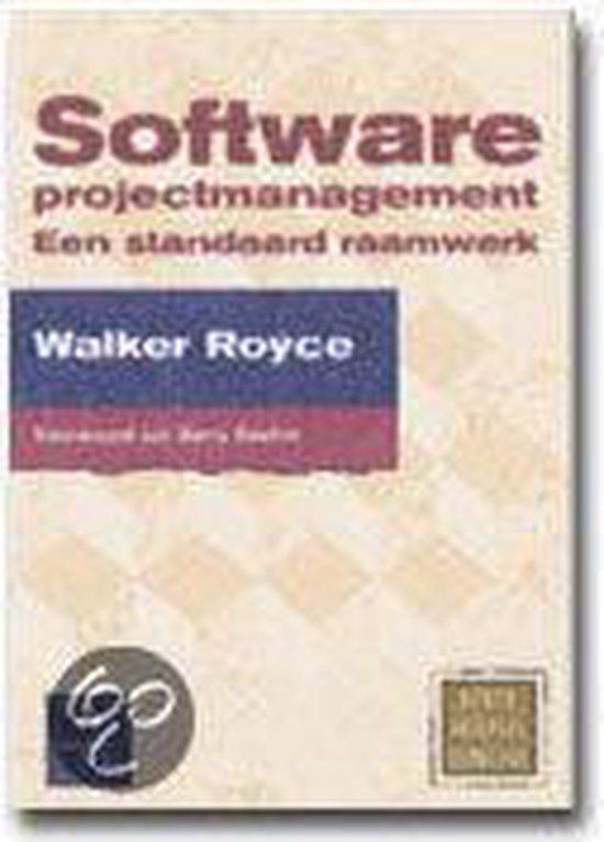 Softwareprojectmanagement - Royce |