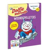 Boek cover Dolfje Weerwolfje - Woordspelletjes Taal & lezen 7+ van Paul van Loon (Paperback)