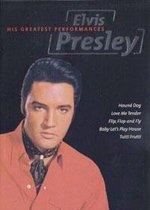 Elvis Presley His Greatest Performances