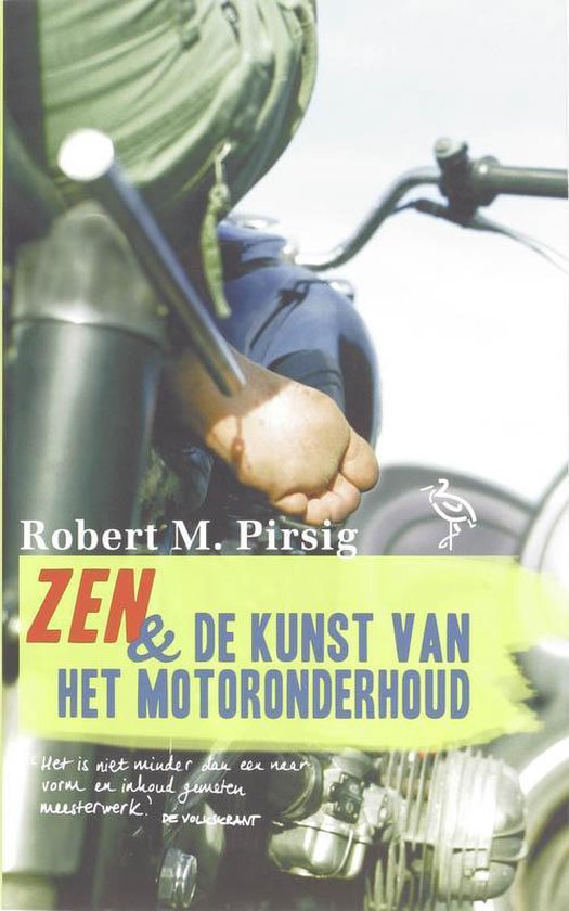 Zen En De Kunst Van Het Motoronderhoud - Robert Pirsig | Fthsonline.com