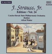 Strauss Jr. J.: Edition Vol.24