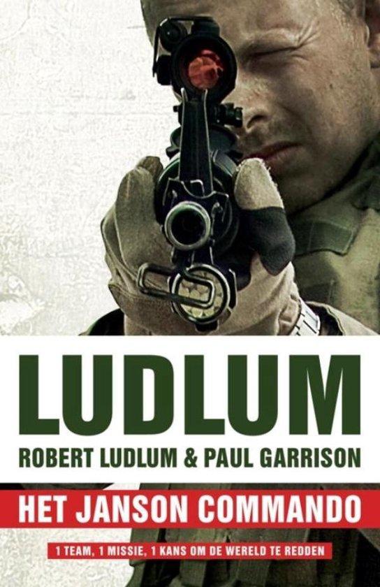 Het Janson commando - Robert Ludlum |