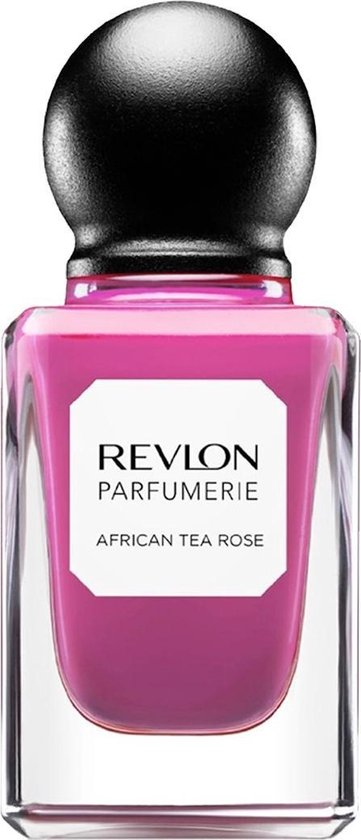 Revlon Scented Nail-060 African Tea Rose