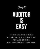 Being Auditor A Is Easy