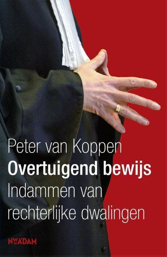 Overtuigend bewijs - Peter van Koppen   Fthsonline.com
