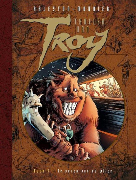 Trollen van troy hc07. de veren van de wijze - Christophe Arleston | Fthsonline.com