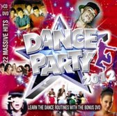 Various - Dance Party 2012 -Cd+Dvd-