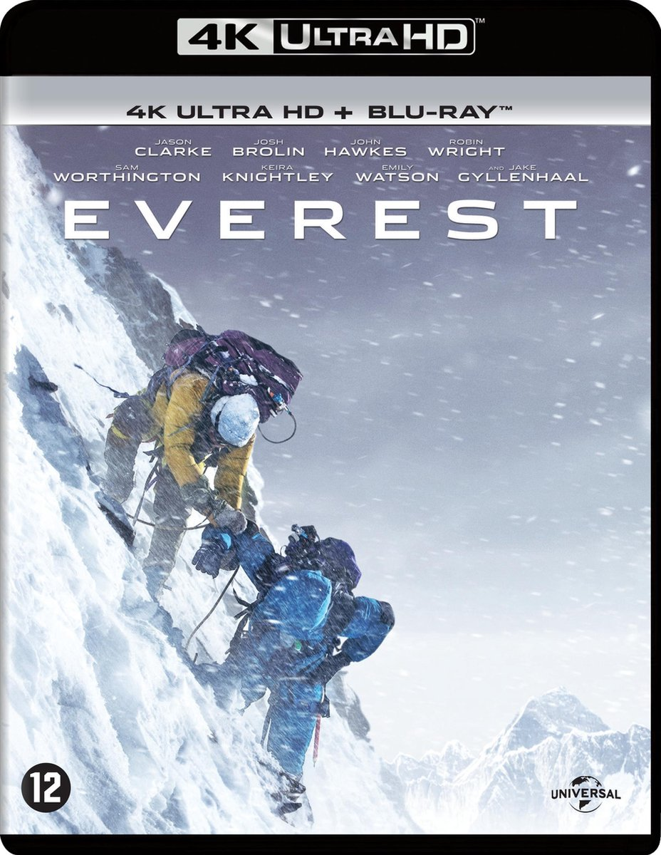 Everest (4K Ultra HD Blu-ray)-