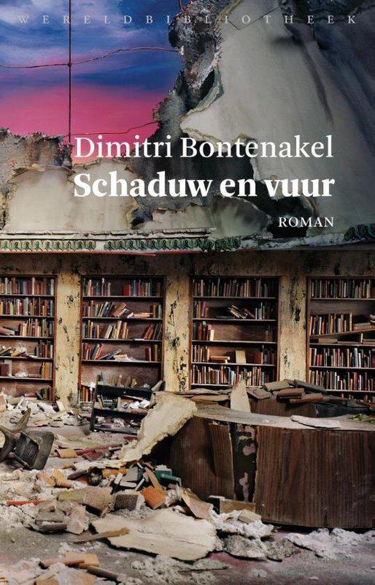 Schaduw en vuur - Dimitri Bontenakel |