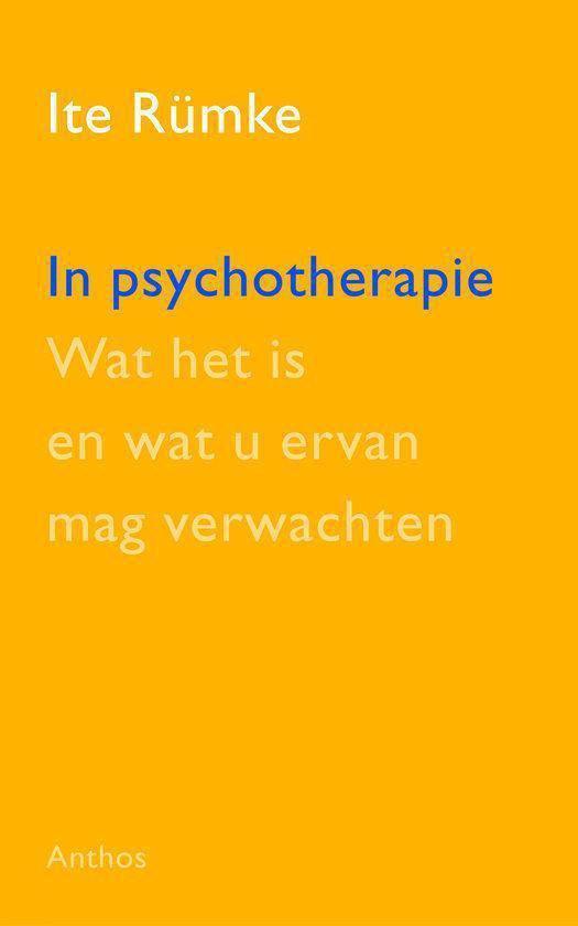 In Psychotherapie - Ite Rümke |