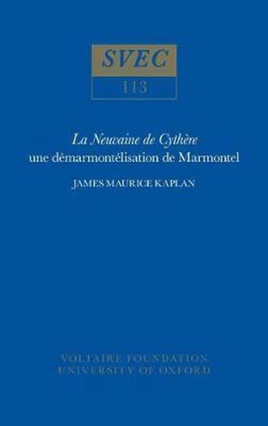 La Neuvaine De Cythere