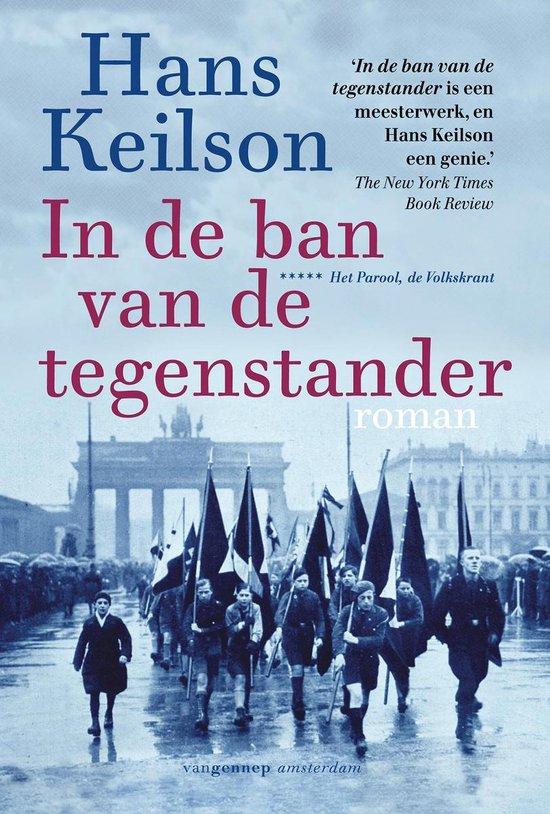 Boek cover In de ban van de tegenstander van Hans Keilson (Onbekend)