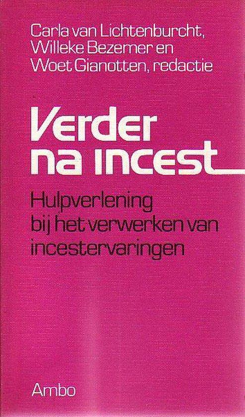 Verder na incest - Carla van Lichtenburcht pdf epub